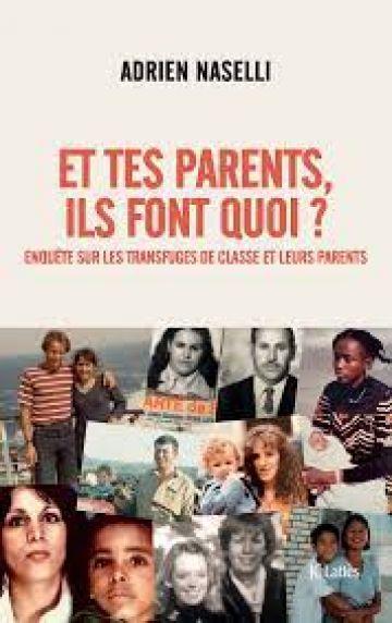 Le livre du mois : Et tes parents, ils font quoi ?