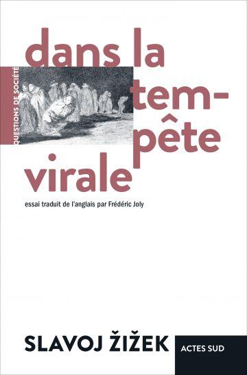 Couverture du livre : Dans la tempête virale