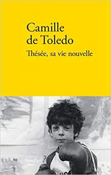 Couverture du livre : Thésée, sa vie nouvelle