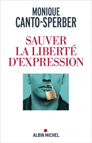 Couverture du livre : Sauver la liberté d'expression