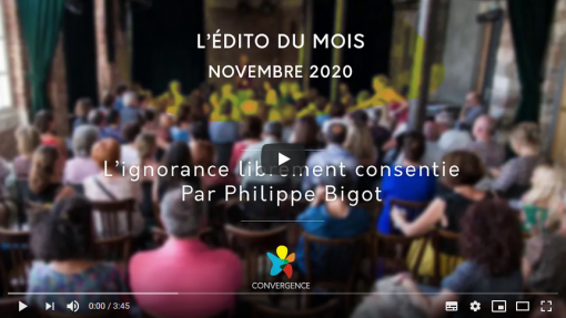 Le podcast du mois : L'ignorance librement consentie